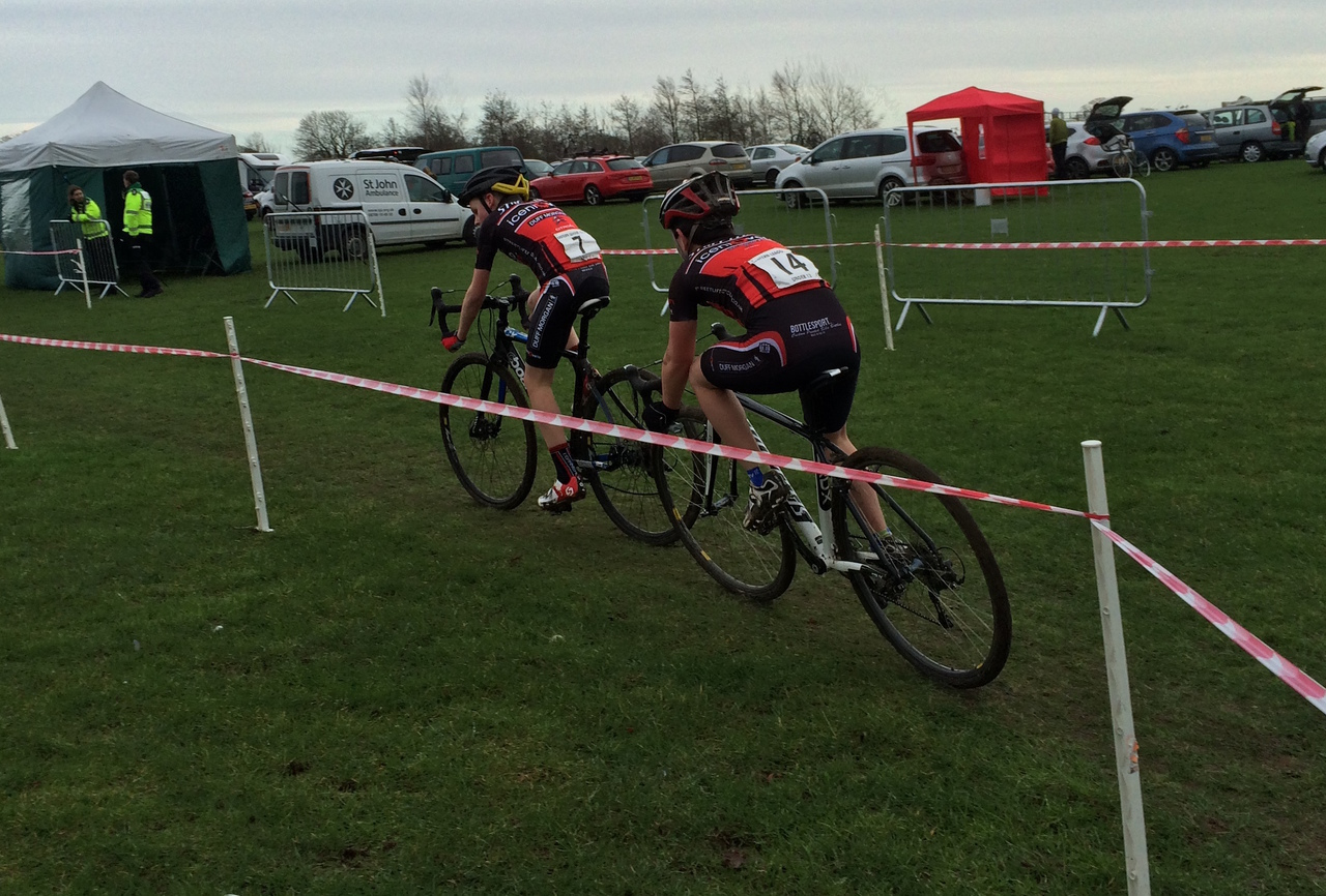 iceni velo duff morgan chris cross round 17 cyclocross. Black Bedroom Furniture Sets. Home Design Ideas