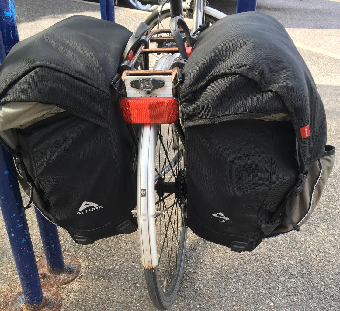 Altura Bike Pannier Bag