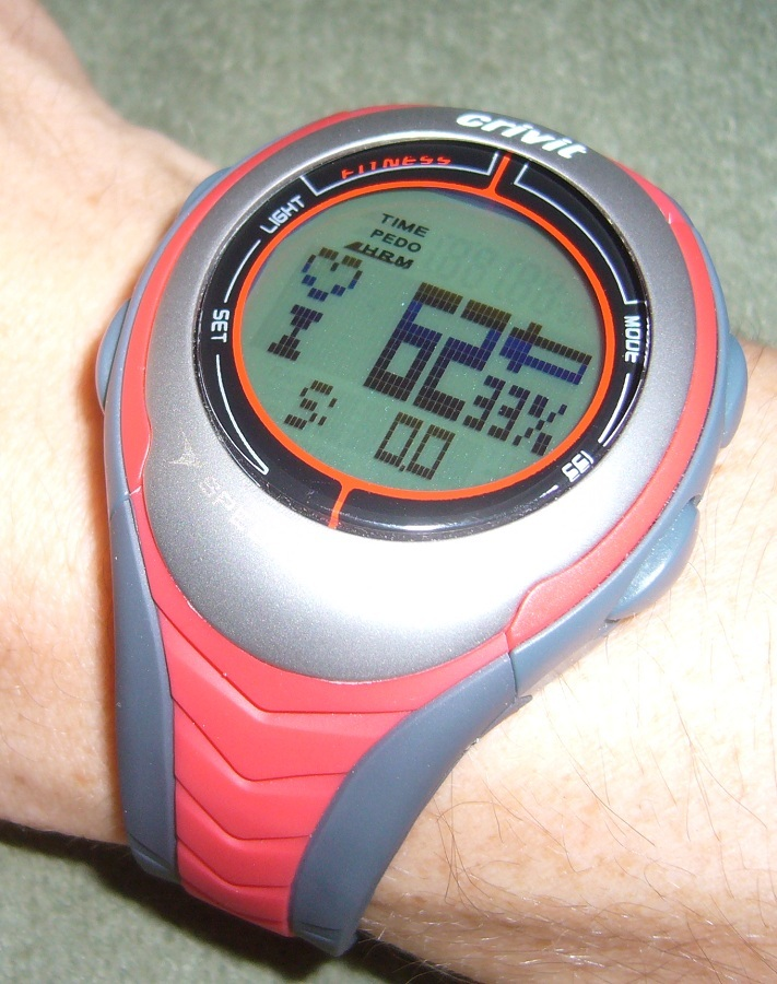 crivit heart rate monitor manual