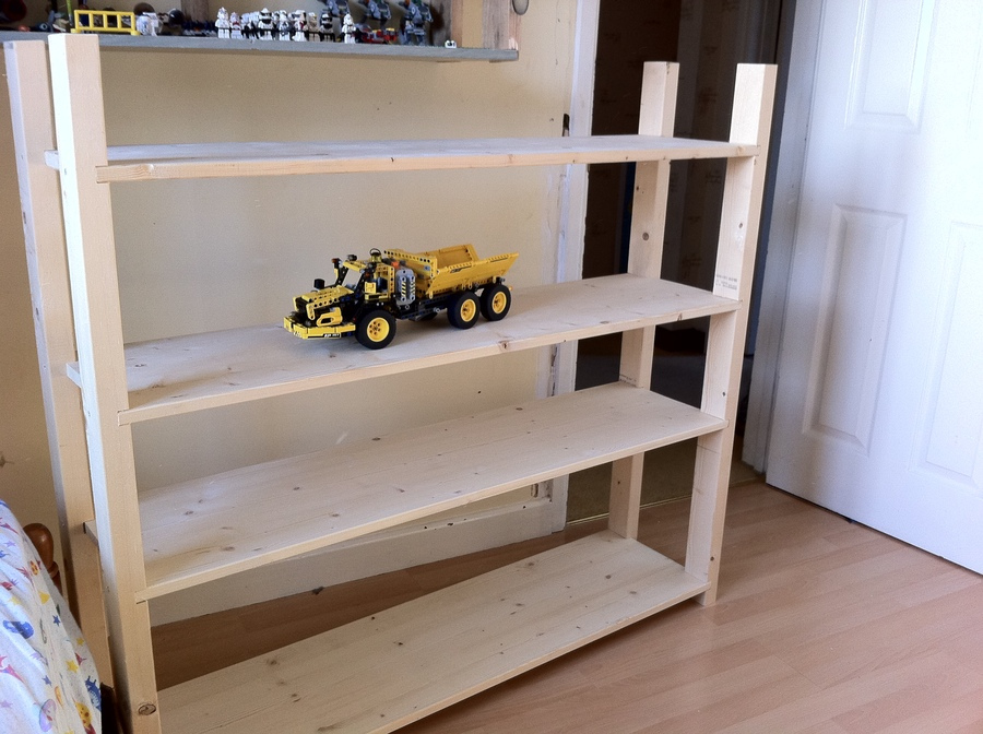 build free standing shelves plans | Fabulous Woodworking Projects