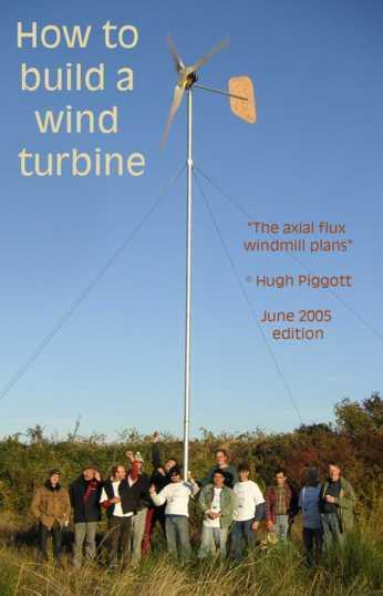 DIY 2kW Wind Turbine - Wind - Renewable Energy UK